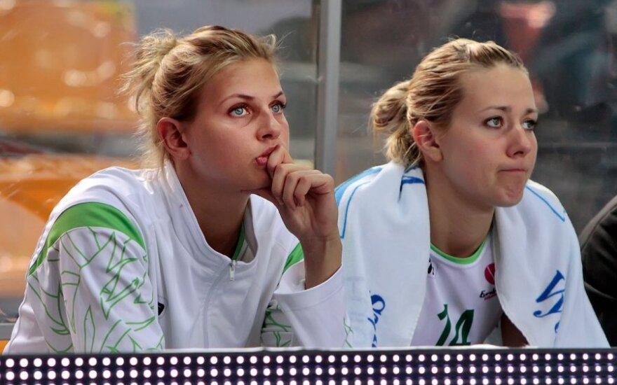 Lina Pikčiūtė ir Aija Putnina
