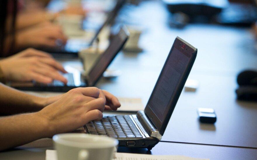 Informacinių technologijų specialistų skaičius auga, bet jų vis tiek trūks