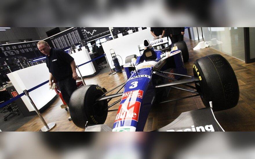 """""""Williams"""" automobilis"""