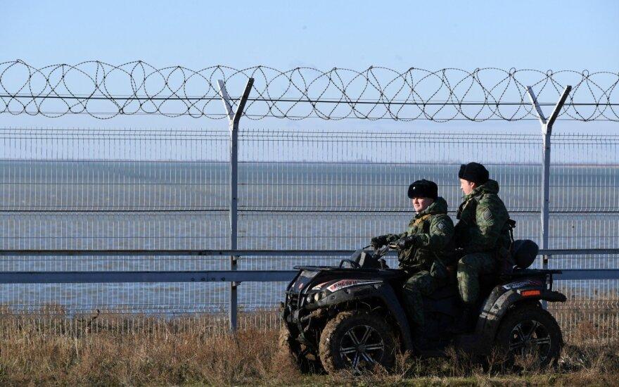 Europos Komisija siūlo iki 2020 metų pratęsti sankcijas Rusijai dėl įvykių Kryme