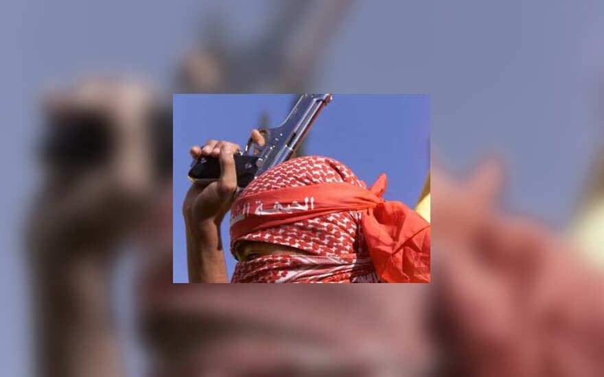 palestinian gun student