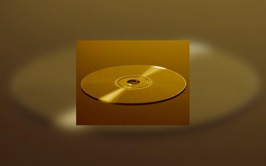 kompaktinis diskas, plokštelė, muzika, CD