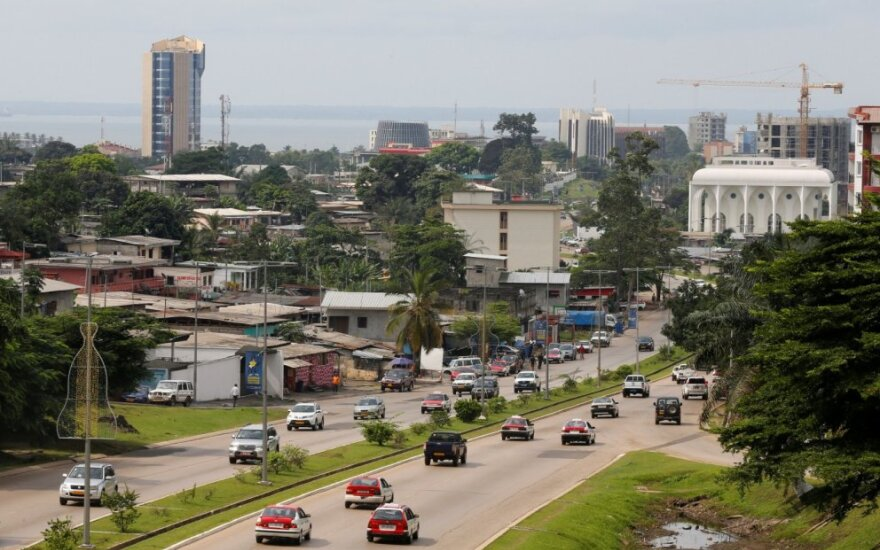 Liberija, Gabonas