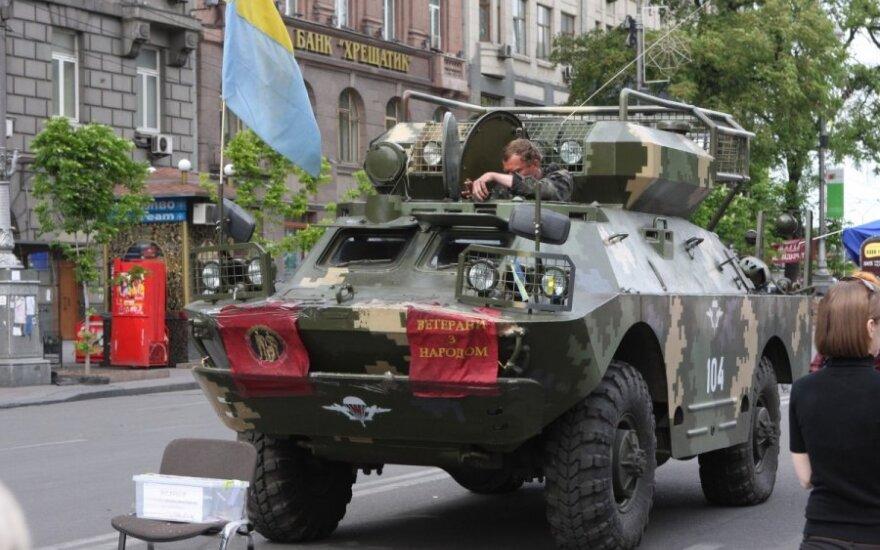 Lietuvos parlamentarai stebės Ukrainos prezidento rinkimus