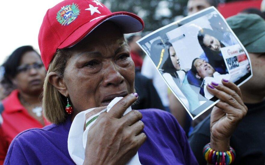 Mirė Hugo Chavezas