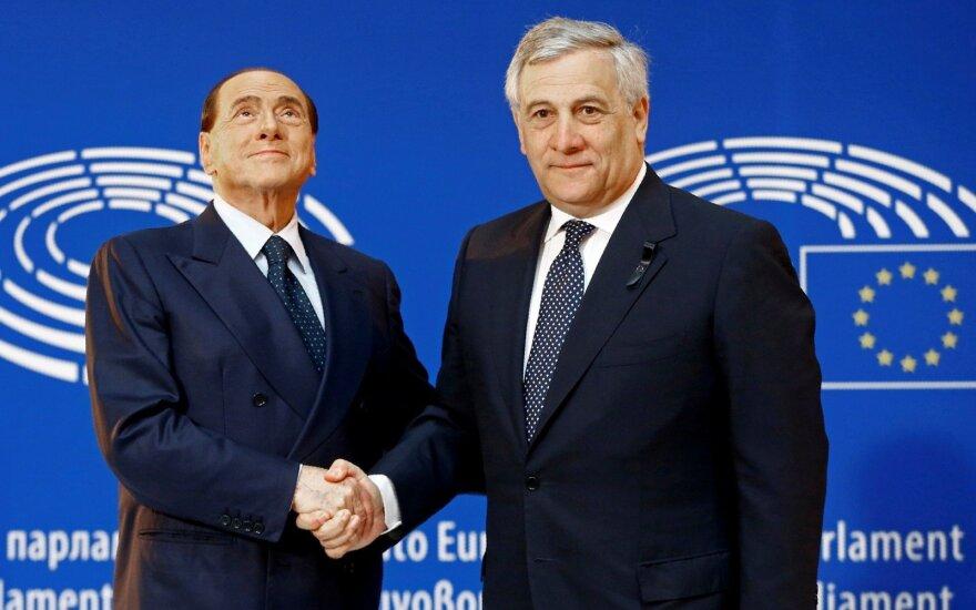 Silvio Berlusconi, Antonio Tajani