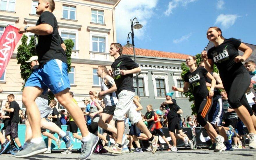 Prasideda registracija į didžiausią pavasario bėgimo renginį