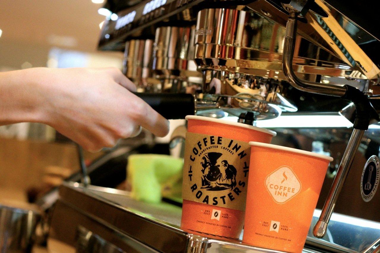 """Coffee Inn"" Tampa ""Caffeine Roasters"""