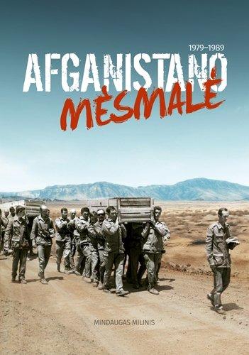 """Knyga """"Afganistano mėsmalė"""""""