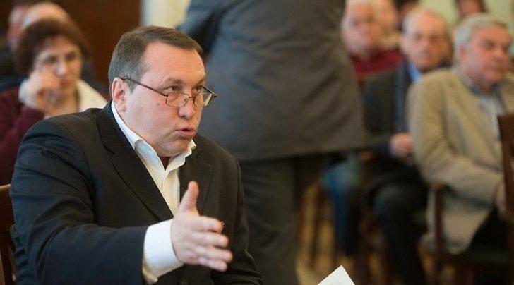 Главный редактор порталов «Балтия» иBaltnews Корнилов схвачен вЭстонии