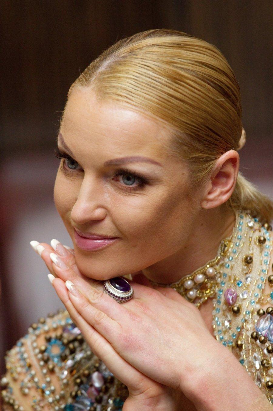 Диета Анастасии Волочковой и ее вес сегодня