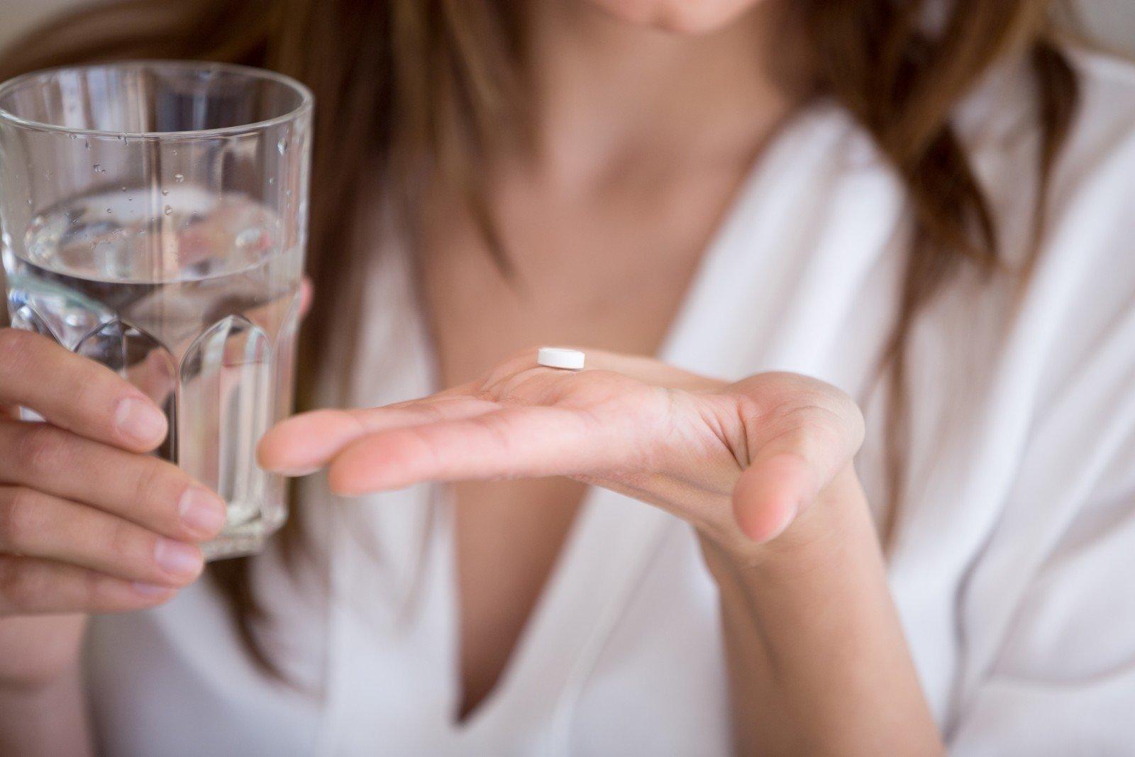 mažos dozės kūdikio aspirino širdies sveikata