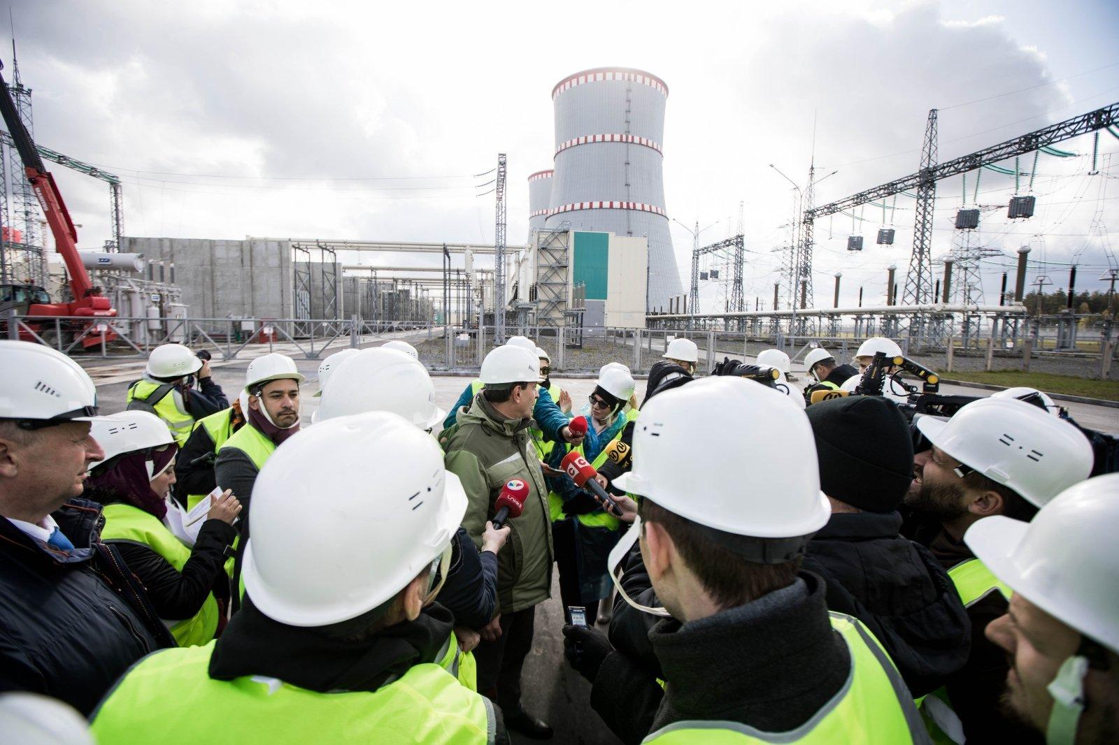 МЧС выдало разрешение на загрузку топлива на первом энергоблоке БелАЭС