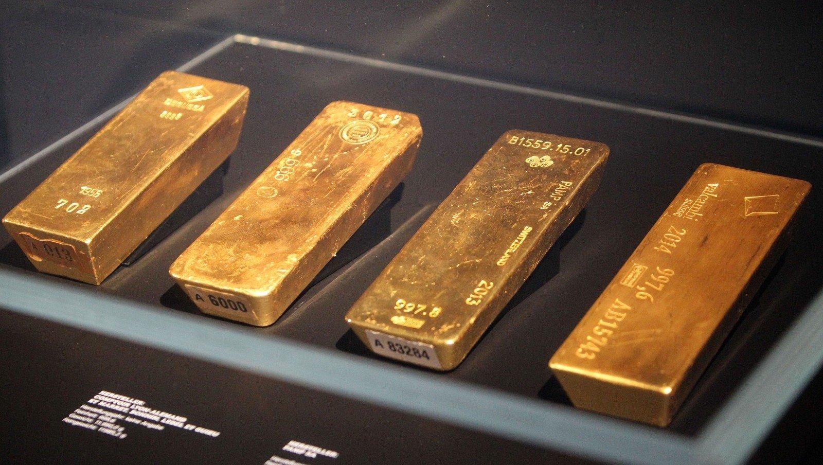 prekybos aukso ateities sandoriais