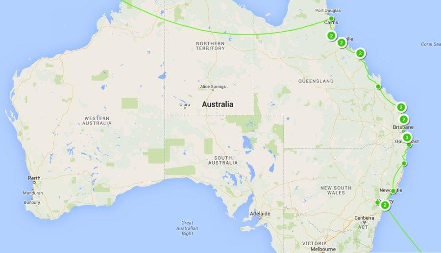 4 lietuvių savaitės Australijoje: nėra taip brangu kaip sako