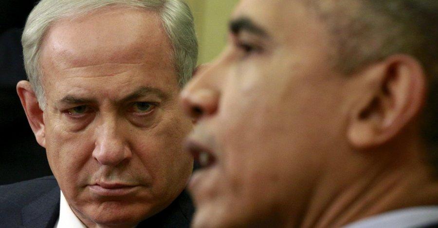Image result for netanyahu obama
