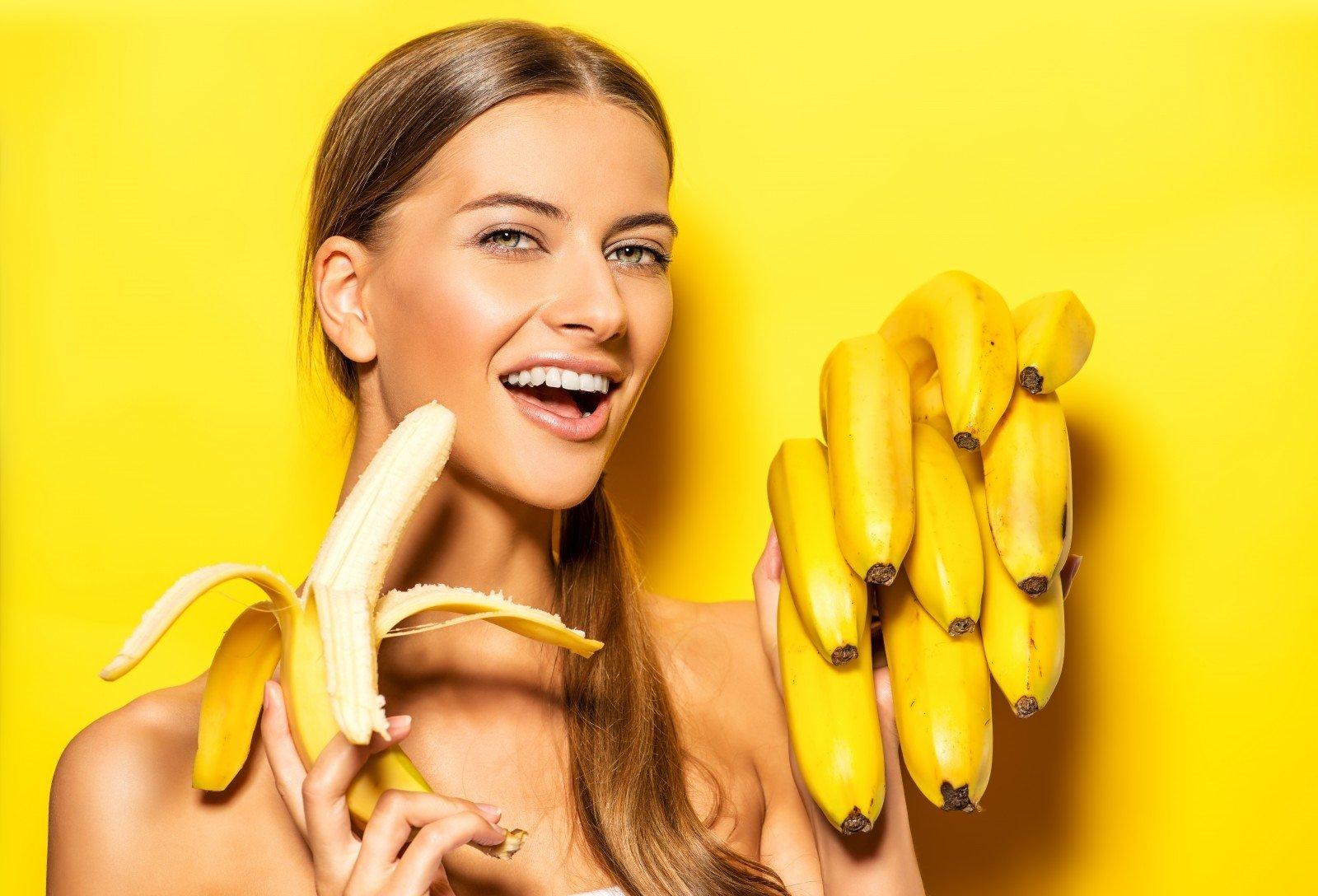 bananų širdies sveikata