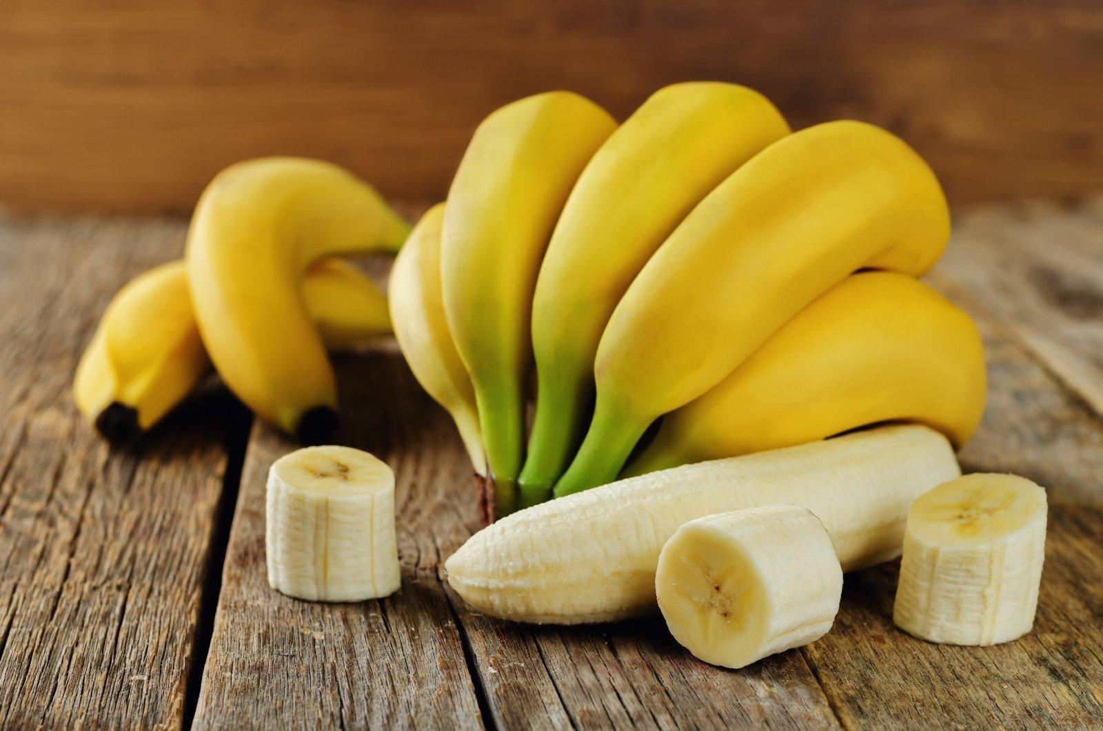 Bananų, širdies ligų ir insulto, pasibaigė! - Sveikata