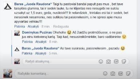 """Baras """"Juoda Raudona"""""""