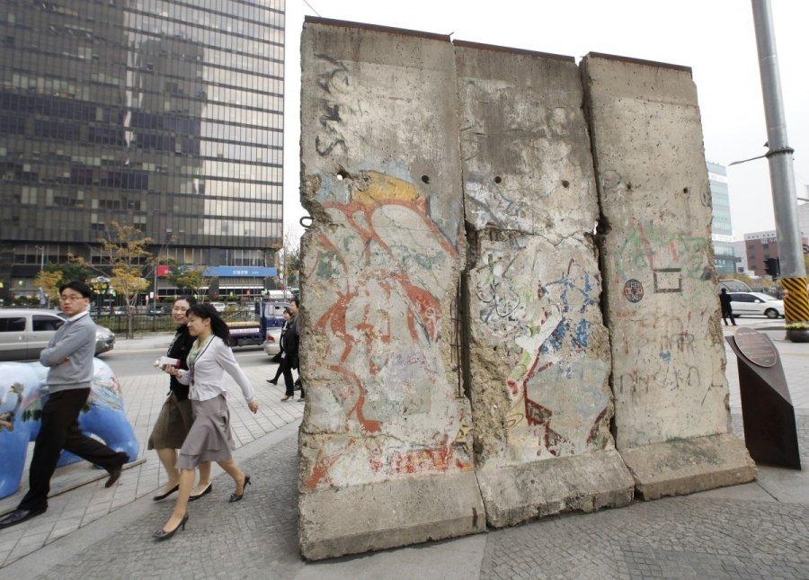 Berlyno sienos ilgis