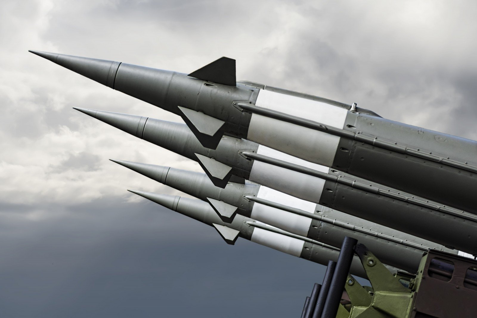 США невоспринимают Российскую Федерацию и КНР вкачестве противников