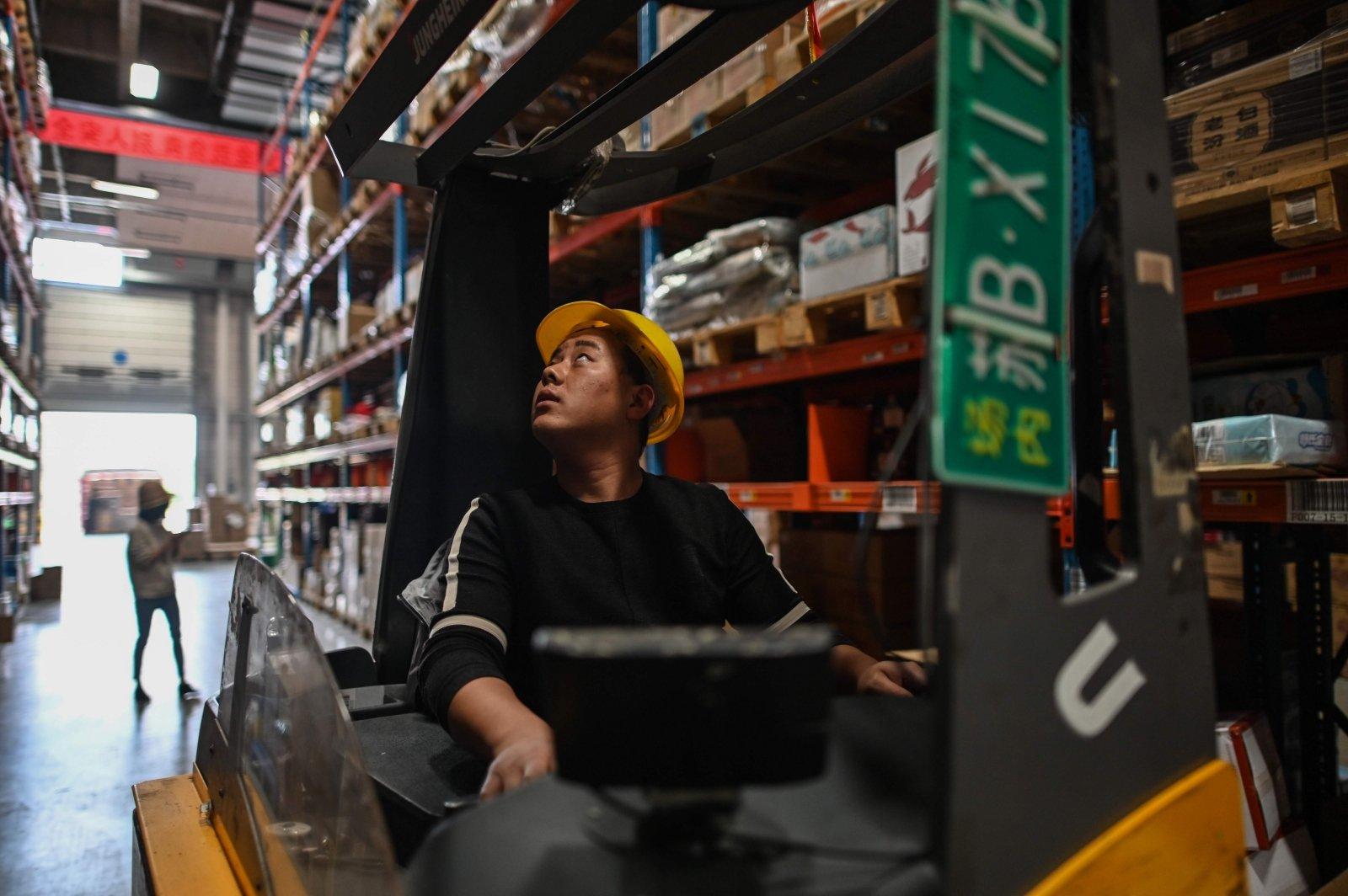 Kinijos pažadus pasauliui žlugdo nepažabojama prekyba internetu