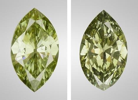 Chameleoniniai deimantai. Jae Liao nuotr.