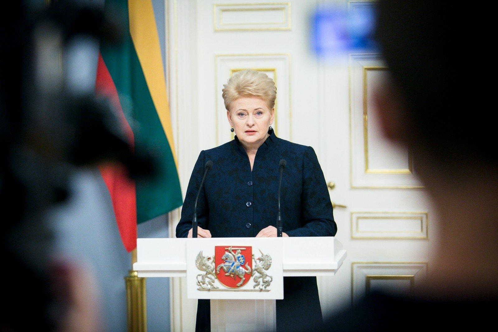 Президент Литвы: нужно обеспечить права литовцев после Brexit
