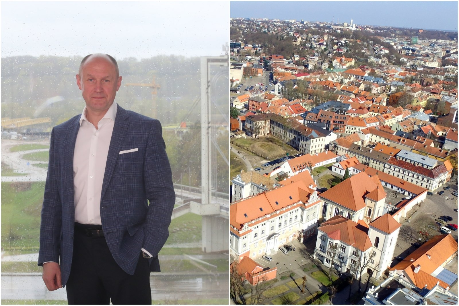 NT verslininkas Kęstutis Vanagas: apie kainų augimą, naujos kartos daugiabučius ir sublizgėjusį miestą, kuriame būstas atsiperka greičiau - DELFI