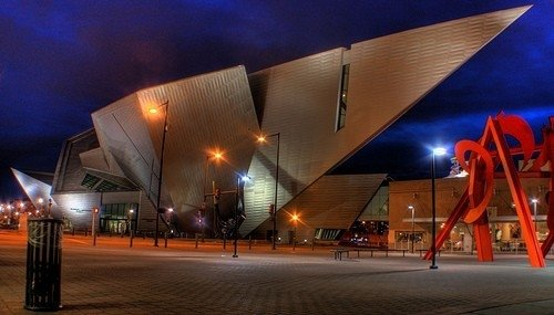 Denverio meno muziejus