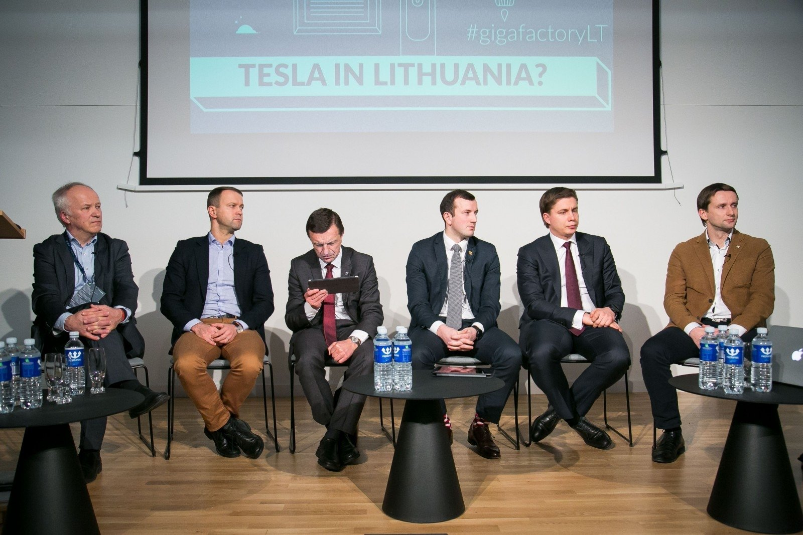 TESLA освоит производство литий-ионных батарей сPanasonic