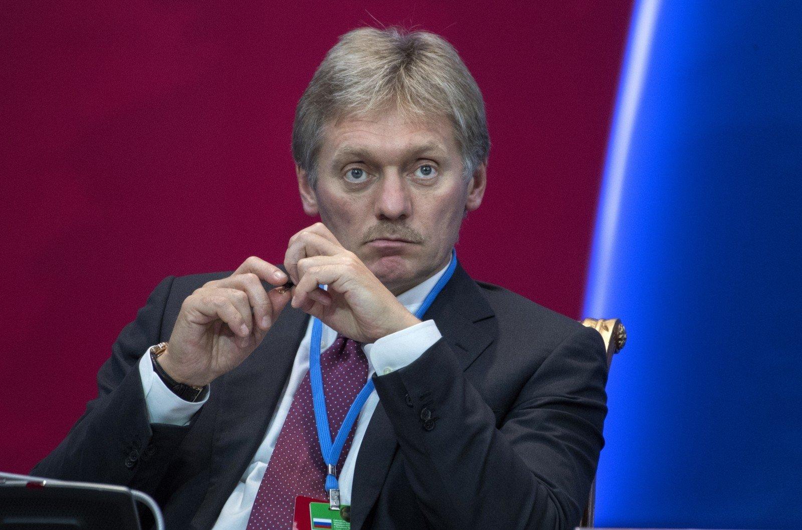 Песков прокомментировал обвинения в поставках оружия в Донбасс