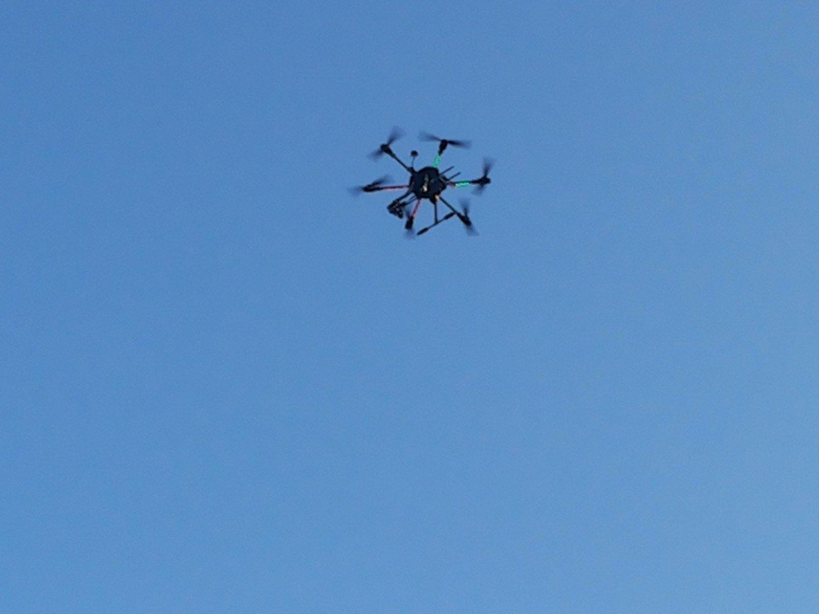Таможенники Литвы зафиксировали дрон, вылетевший отКалининграда