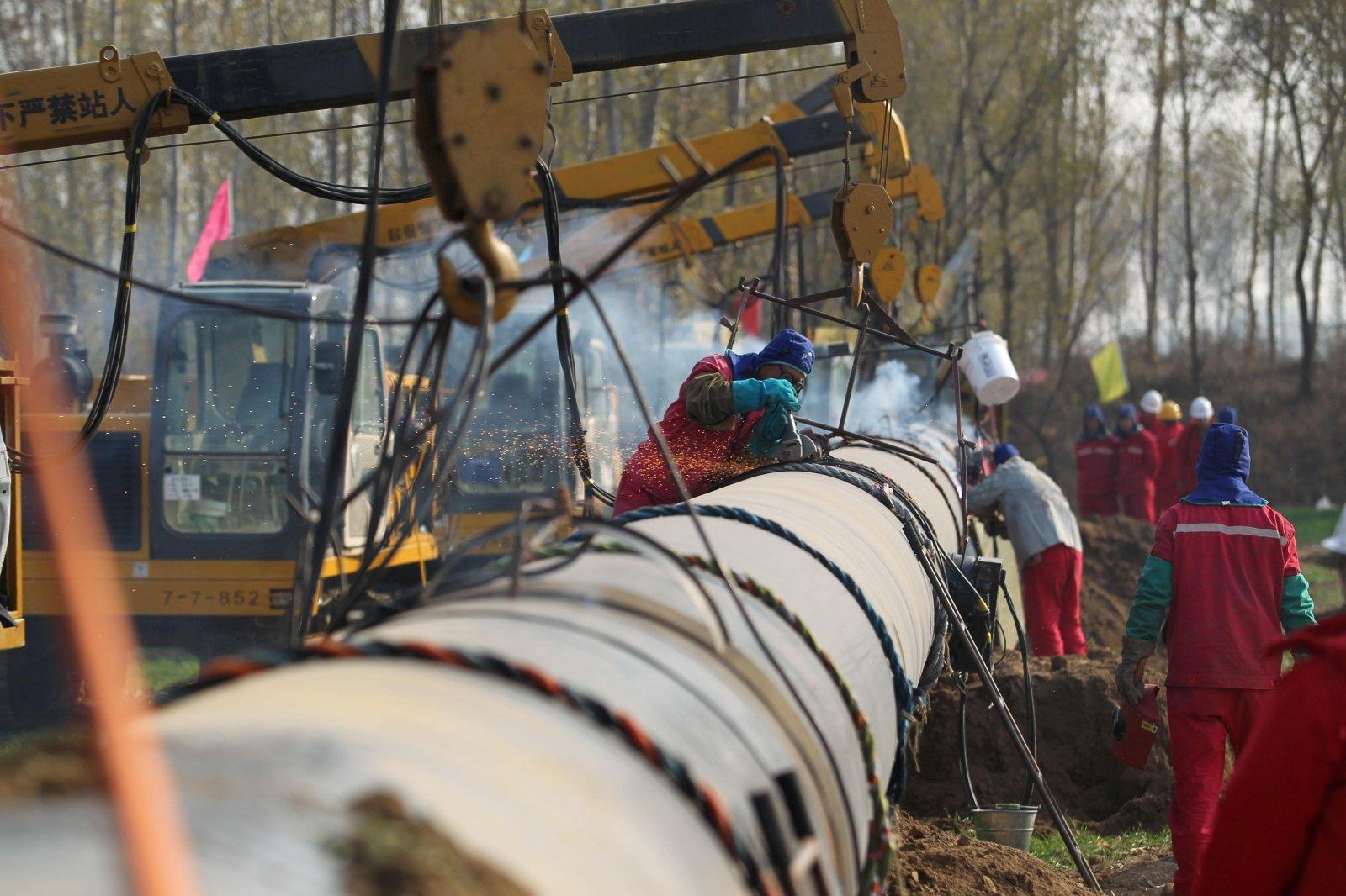 Польша и Литва не пустят российский газ в газопровод GIPL тарифами