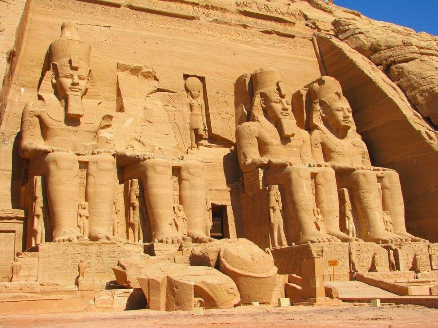 Zymiausi egipto faraonai