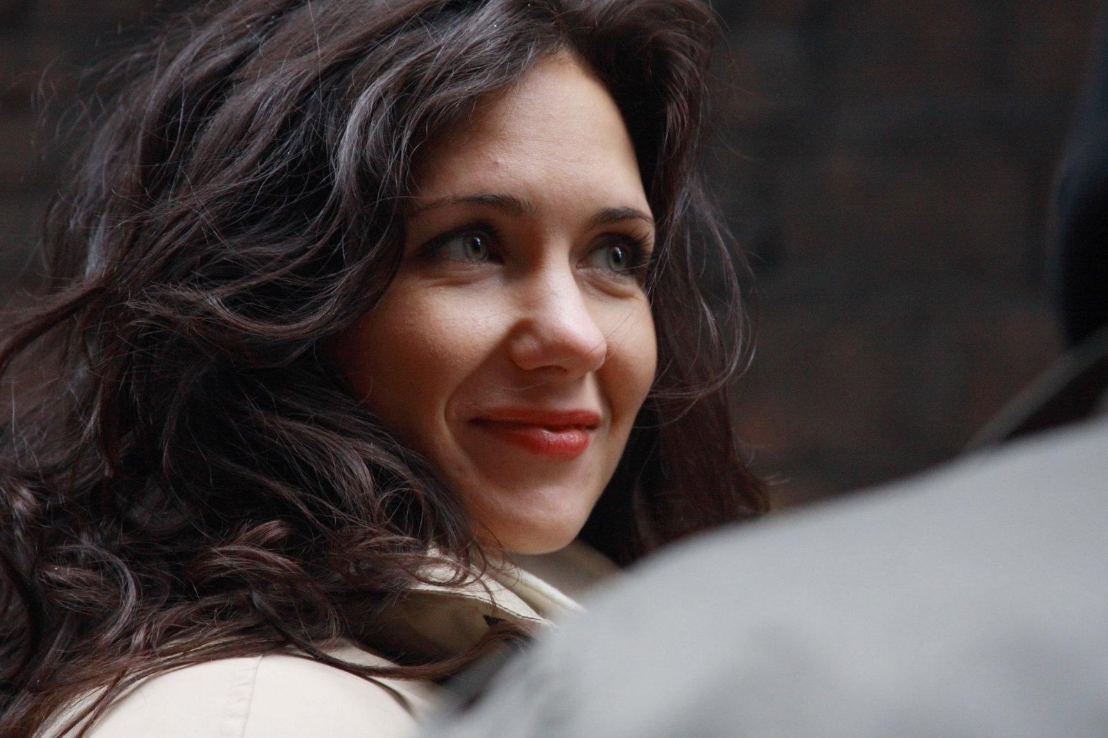 Последние фото актрисы екатерины климовой