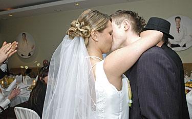 Dianos ir Tomo Bairašauskų vestuvės