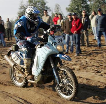 Rubenas Faria (Yamaha) laimėjo pirmąjį Dakaro ralio etapą