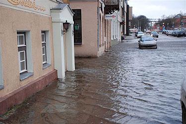 Klaipėdos Žvejų gatvė