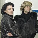 Rimantė Valiukaitė ir Juozas Statkevičius