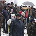 """Žirgų lenktynės """"Sartai 2007"""", Dusetos, žiūrovai"""