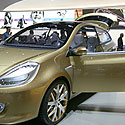 "Koncepcinis ""Renault Clio Grand Tour"" modelis"