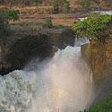 """Murchison"" krioklys, Uganda"