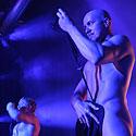 """Striptizo šokėjų iš Baltarusijos """"Candyman"""" pasirodymas"""