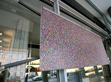 """Roberto Jucaičio sukurtas stalas """"Video, 2007"""""""