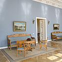 Mėlynoji salė Prezidentūroje