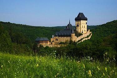 Čekija, Karlstejn pilis