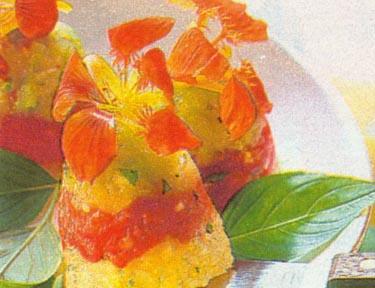 Pomidorų drebučiai