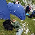 Juodkalnija. Dormitoro kalnai