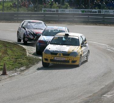 """Martynas Padgurskis (""""Renault Clio"""")"""